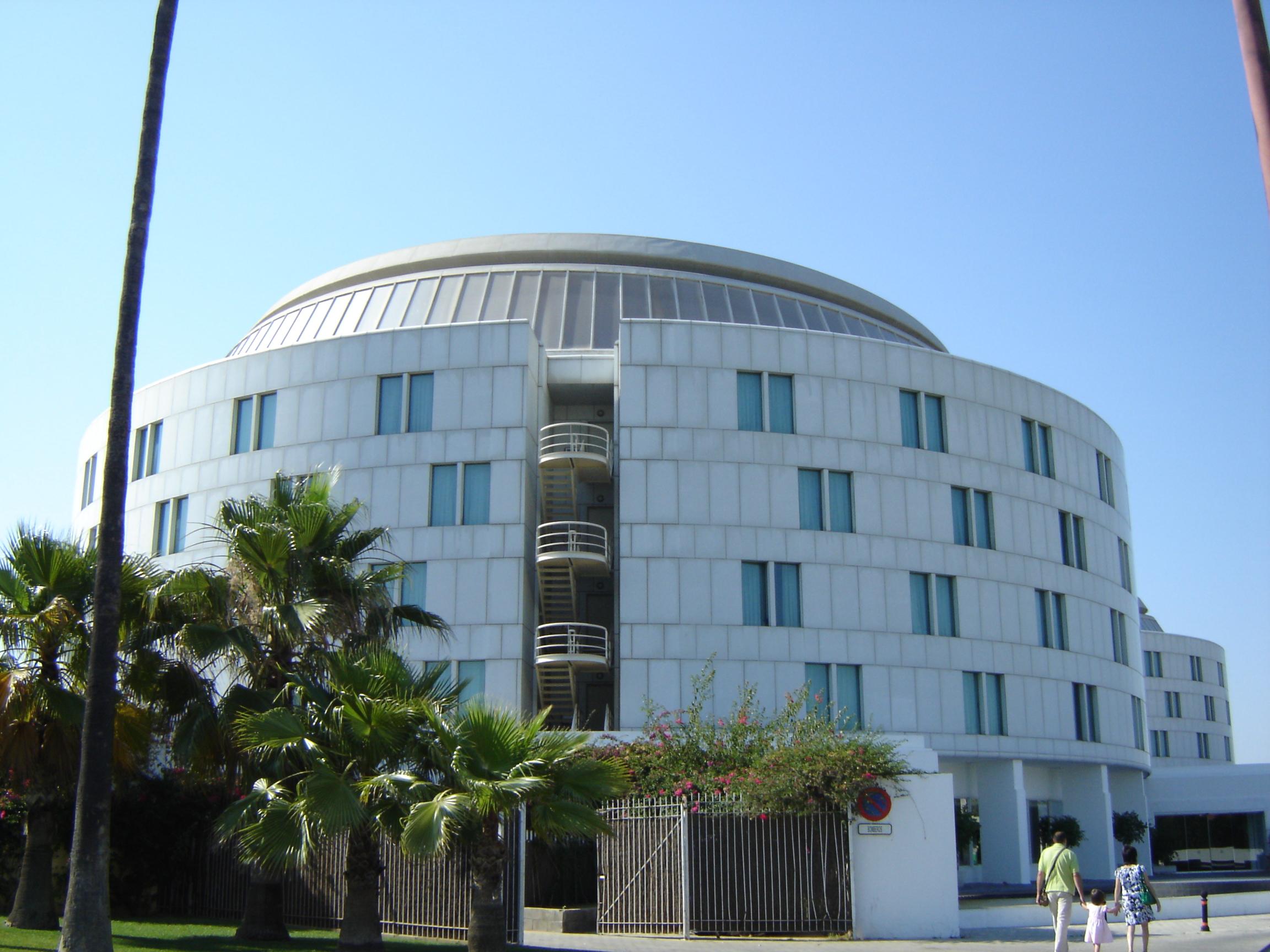 Hotel Renacimiento. Sede de Evento Blog España 2007